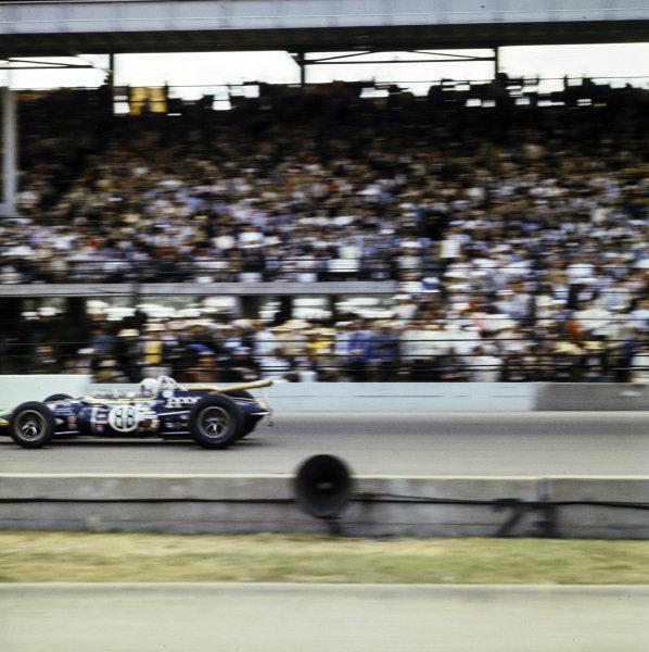 Jerry Grant, John Klug, Eagle Mk2 Ford.