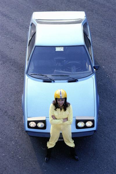 Concept Car, Michelotti Fiat 132 Flares, 1972