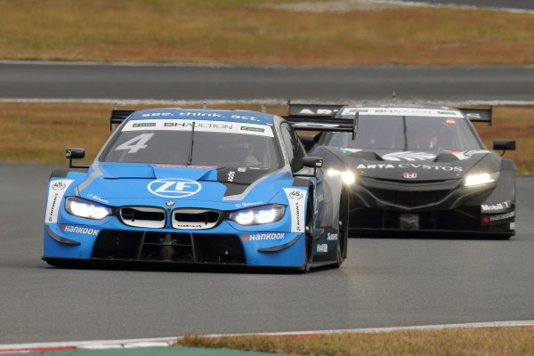 Super GT - DTM Dream Race. Alex Zanardi, BMW Team  RBM, BMW M4 Turbo DTM, in race one