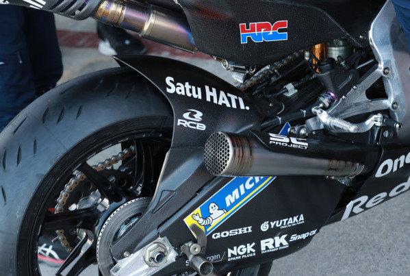 Marc Marquez, Repsol Honda Team's Honda.