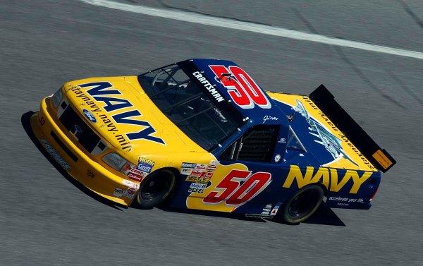 2003 NASCAR Daytona 500 Speedweeks,13,February 2003 Daytona Craftsman Truck Series -13,Feb 2003-John Wood-World Copyright-RobtLeSieur2003LAT Photographic