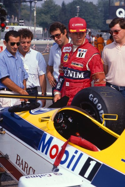 1988 Italian Grand Prix.