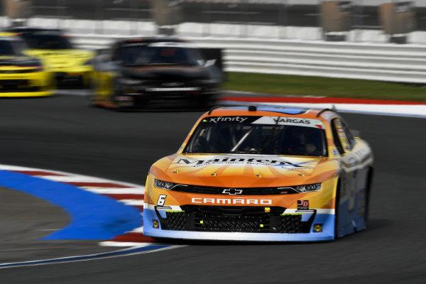 #6: Ryan Vargas, JD Motorsports, Chevrolet Camaro Maintenx
