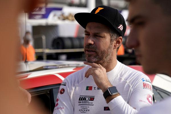 Tiago Monteiro, KCMG Honda Civic Type R TCR.