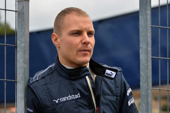 Valtteri Bottas (FIN) Williams. Formula One Testing, Jerez, Spain, Day Two, Wednesday 29 January 2014.
