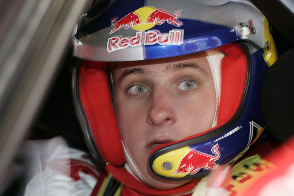 2005 FIA World Rally Champs. Round nine, Rally Argentina 14th - 17th July 2005 Francois Duval, Citroen, portrait World Copyright: McKlein/LAT
