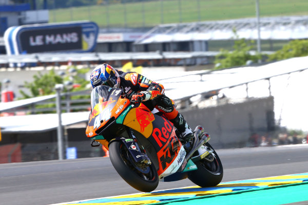 2017 Moto2 Championship - Round 5 Le Mans, France Friday 19 May 2017 Miguel Oliveira, Red Bull KTM Ajo World Copyright: Gold & Goose Photography/LAT Images ref: Digital Image 670548