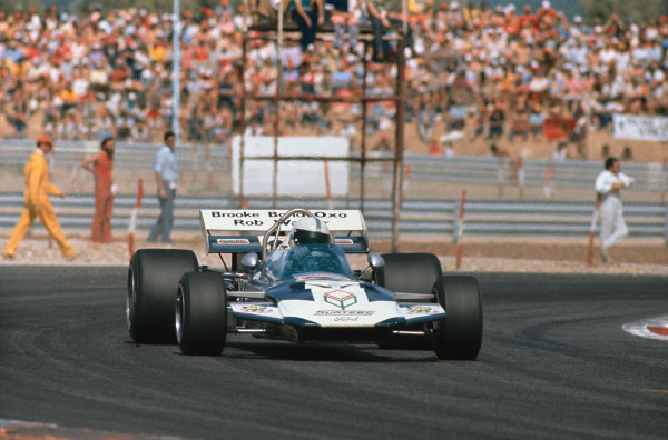 1971 French Grand Prix.  Paul Ricard, Le Castellet, France. 2nd-4th July 1971.  John Surtees, Surtees TS9 Ford, 8th position.  Ref: 71FRA27. World Copyright: LAT Photographic