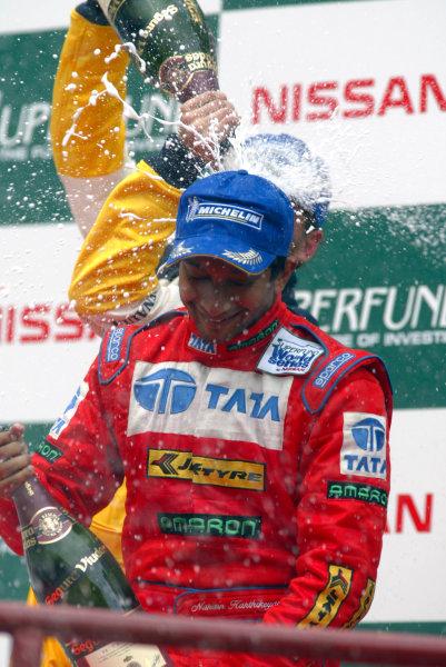 2003 Dallara Nissan ChampionshipZolder, Belgium. 27th April 2003.Race action.World Copyright: Zapico/LAT Photographicref: Digital Image Only