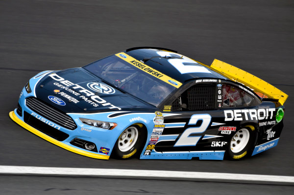 8-10 October, 2015, Concord, North Carolina USA Brad Keselowski ? 2015, Nigel Kinrade LAT Photo USA