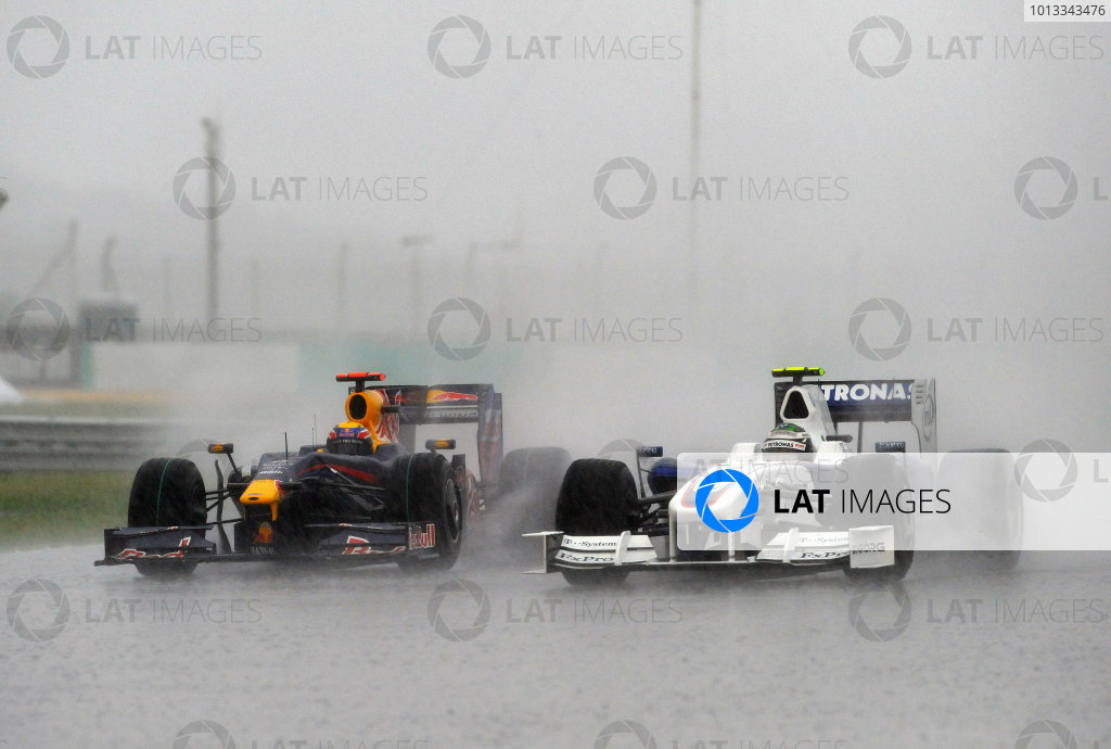 2009 Malaysian Grand Prix - Sunday