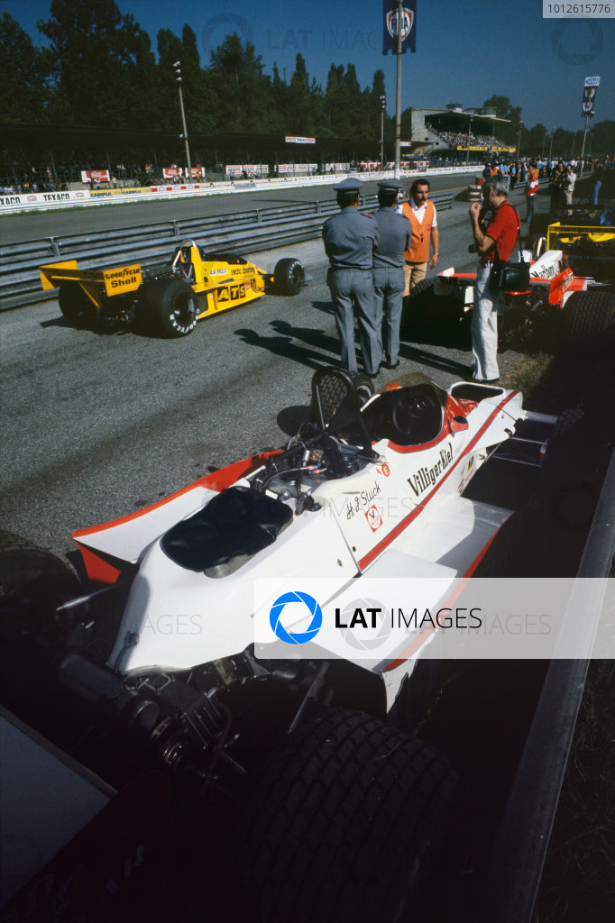 Monza, Italy. 8 -10 September 1978.