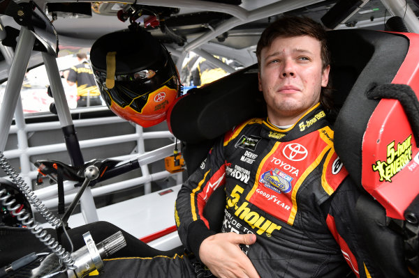 Monster Energy NASCAR Cup Series Bass Pro Shops NRA Night Race Bristol Motor Speedway, Bristol, TN USA Friday 18 August 2017 Erik Jones, Furniture Row Racing, 5-hour ENERGY Extra Strength Toyota Camry World Copyright: Nigel Kinrade LAT Images