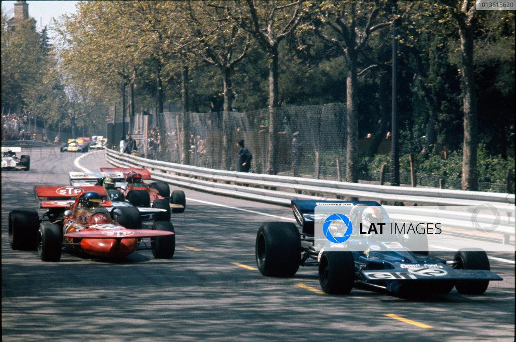 1971 Spanish Grand Prix.
