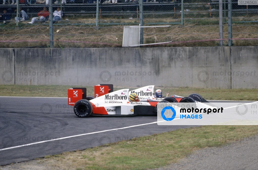 1989 Japanese Grand Prix.