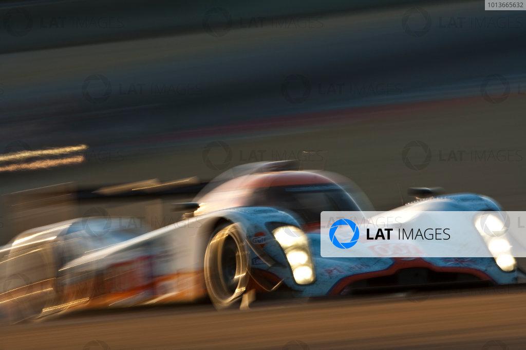 American Le Mans Series. Laguna Seca, Monterey, California. 15th - 17th September 2011. Adrian Fernandez / Harold Primat / Stefan Mucke, Aston Martin Racing, AMR / Lola Coupe B09 60. Action. Photo: Drew Gibson/LAT Photographic. ref: Digital Image _Y2Z7033