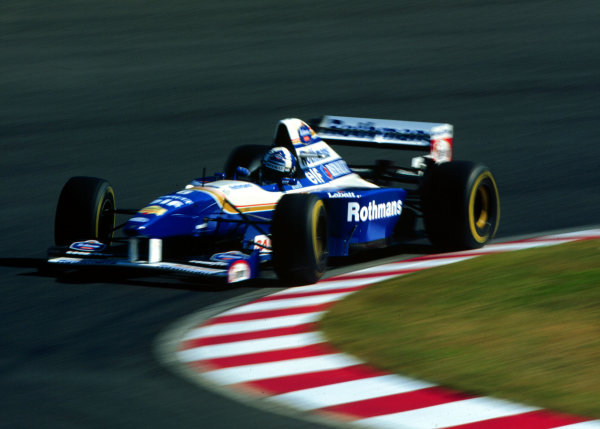 1995 Japanese Grand Prix.