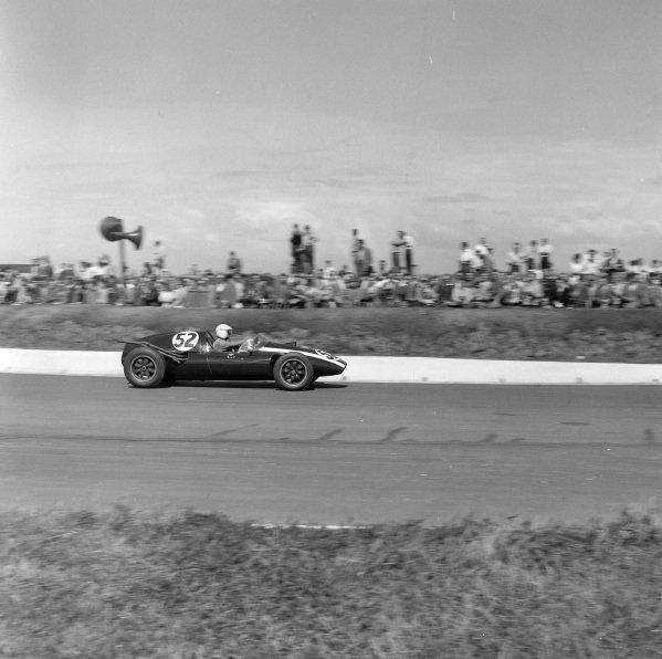Peter Ashdown, Cooper T45 Climax.