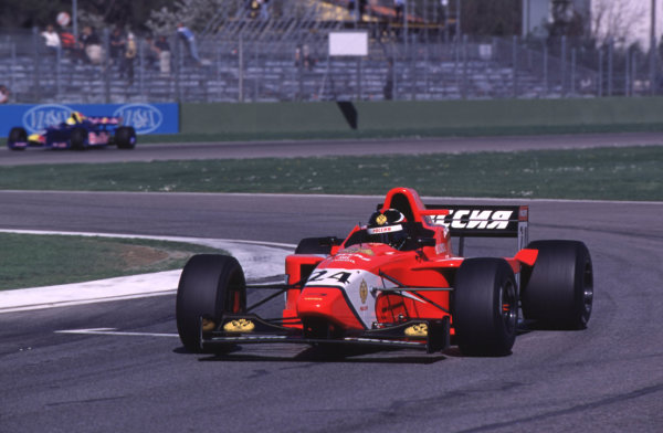 FIA International F3000 Championship Imola, Italy. 7-9/4/2000 Viktor Maslov. Arden Racing photo: World - LAT Photographic