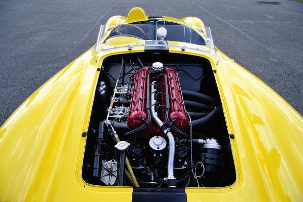 Ferrari 500 TRC, 1957