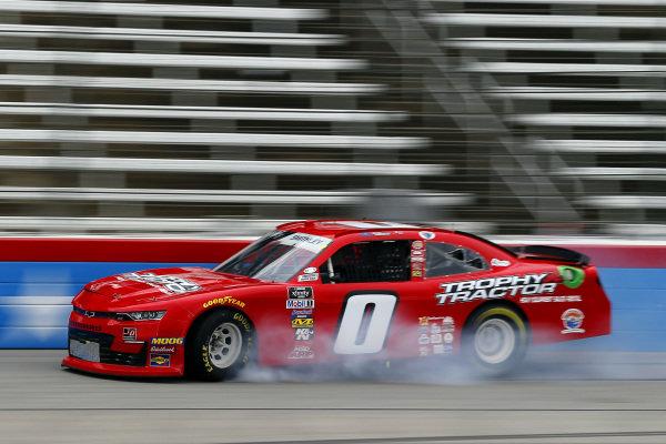 #0: Garrett Smithley, JD Motorsports, Chevrolet Camaro Trophy Tractor