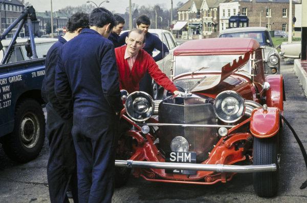 Excalibur Mercedes-Benz SS.