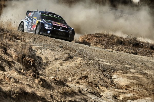 Andreas Mikkelsen (NOR) / Ola Floene (NOR) Volkswagen Polo R WRC at World Rally Championship, Rd3, Rally Mexico, Day Three, Leon, Mexico, 8 March 2015.
