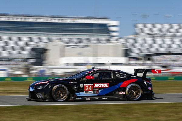 #24: BMW Team RLL BMW M8 GTE, GTLM: John Edwards, Jesse Krohn, Augusto Farfus, Marco Wittmann