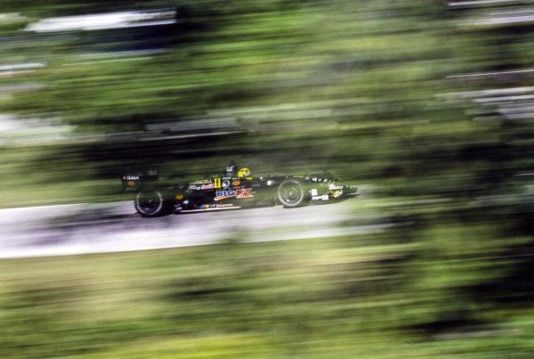 Christian Fittipaldi, Newman/Haas Racing, Swift 010.c Ford.