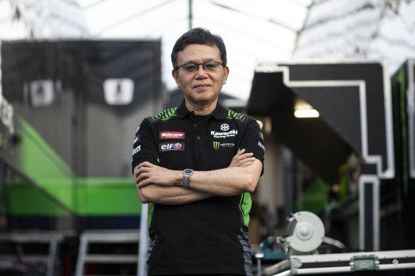 Ichiro Yoda, Kawasaki race director
