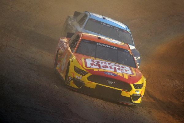 #6: Ryan Newman, Roush Fenway Racing, Ford Mustang Oscar Mayer Cold Cuts