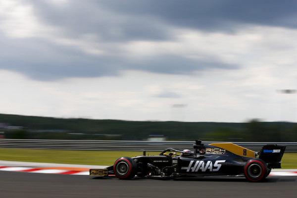 Romain Grosjean, Haas VF-19