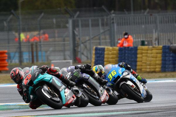 Fabio Quartararo, Petronas Yamaha SRT,.