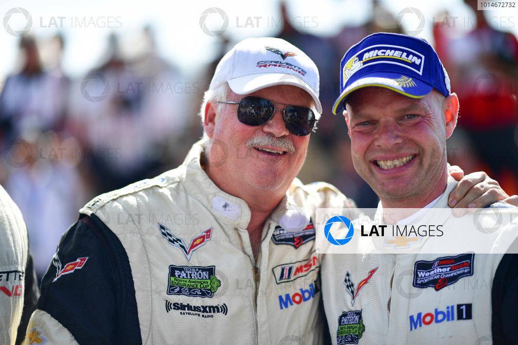 26-28 August, 2016, Alton, Virginia USA 3, Chevrolet, Corvette C7, GTLM,  Jan Magnussen with Gary Pratt ©2016, Richard Dole LAT Photo USA
