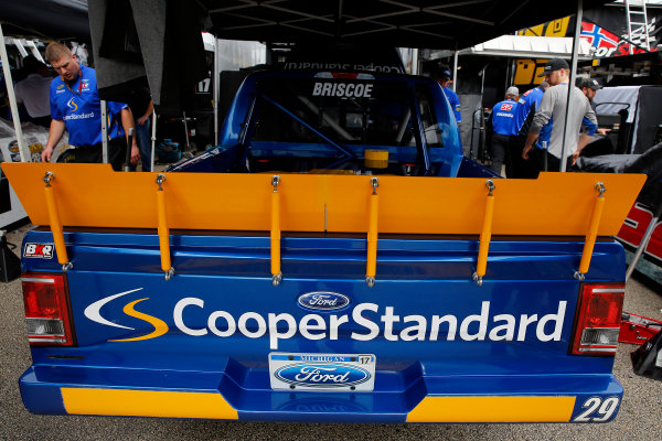 2017 Camping World Truck - NextEra Energy Resources 250 Daytona International Speedway, Daytona Beach, FL USA Thursday 23 February 2017 Chase Briscoe World Copyright: Russell LaBounty/LAT Images ref: Digital Image 17DAY2rl_01002