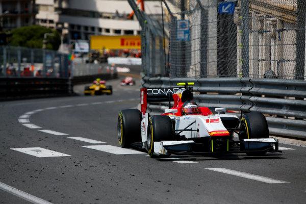 2017 FIA Formula 2 Round 3. Monte Carlo, Monaco. Friday 26 May 2017. Stefano Coletti (MON, Campos Racing)  Photo: Joe Portlock/FIA Formula 2. ref: Digital Image _L5R9605
