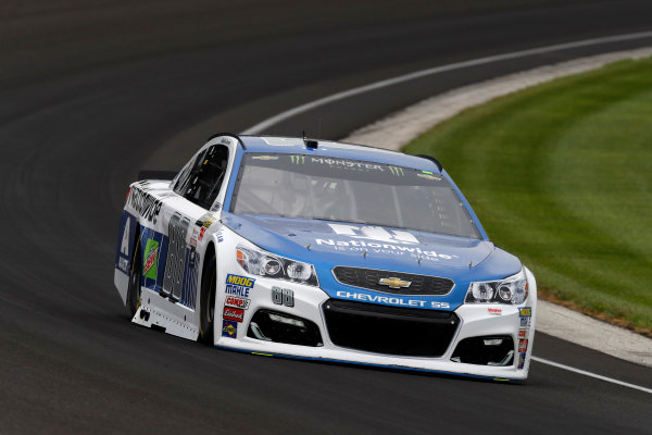 Monster Energy NASCAR Cup Series Brickyard 400 Indianapolis Motor Speedway, Indianapolis, IN USA Saturday 22 July 2017 Dale Earnhardt Jr, Hendrick Motorsports, Nationwide Chevrolet SS World Copyright: Michael L. Levitt LAT Images
