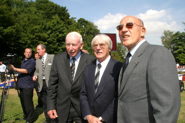 2003 Buckmore Park Clubhouse Launch