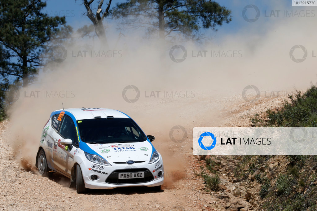 2013 World Rally Championship Rally Portugal 11th - 14th April 2013 Pontus Tidemand, Ford, action Worldwide Copyright: McKlein/LAT