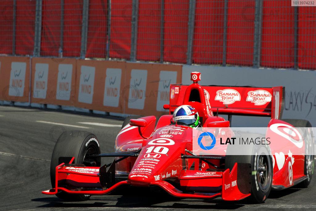 2013 IndyCar Toronto Race 2 Priority