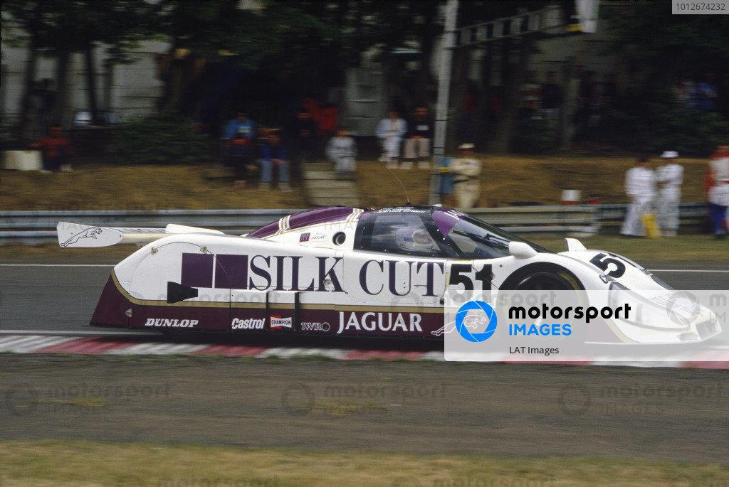 1986 Le Mans 24 Hours.