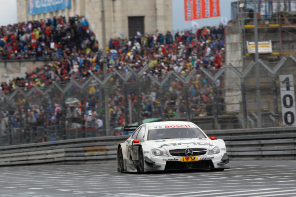 2014 DTM Championship Round 4 - Norisring, Germany 27th - 29th June 2014  Paul Di Resta (GBR) Mercedes AMG DTM-Team HWA DTM Mercedes AMG C-Coup? World Copyright: XPB Images / LAT Photographic  ref: Digital Image 3190622_HiRes