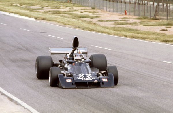 1976 South African Grand Prix.