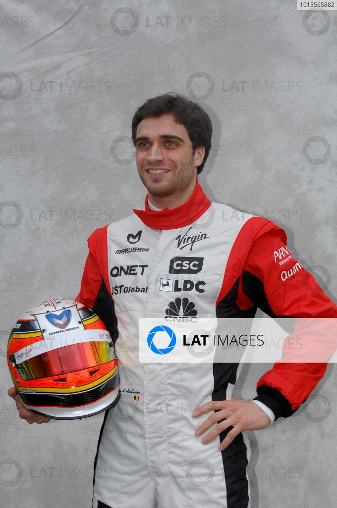 2011 Australian Grand Prix - Thursday