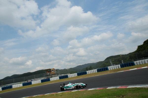 2010 Japanese Formula Three ChampionshipOkayama, Japan. 4th September 2010.Rd 12 Winner Rafael Suzuki ( #36 PETRONAS TEAM TOM'S ) action.World Copyright: Yasushi Ishihara/LAT Photographicref: 2010JF3_R12_003