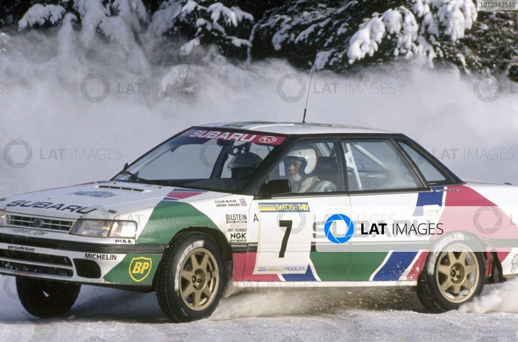 1992 World Rally Championship.