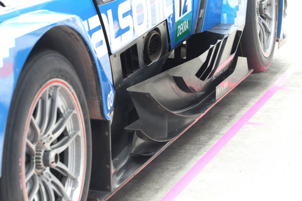 Detail Nissan GT-R NISMO GT500.