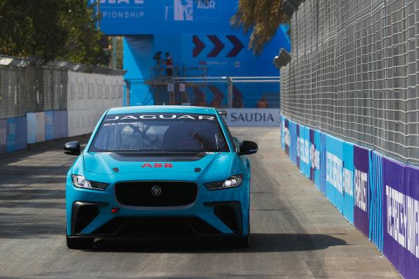 Alice Powell (GBR), Jaguar VIP car