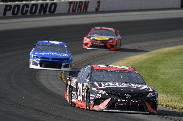 #20: Erik Jones, Joe Gibbs Racing, Toyota Camry Reser's Main St Bistro