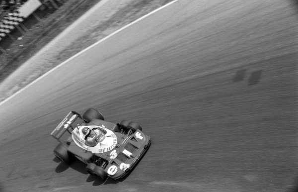 Ronnie Peterson, Tyrrell P34 Ford.